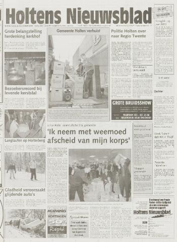 Holtens Nieuwsblad 2000-12-28