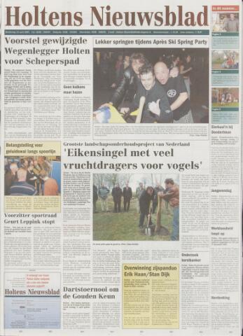 Holtens Nieuwsblad 2003-04-10