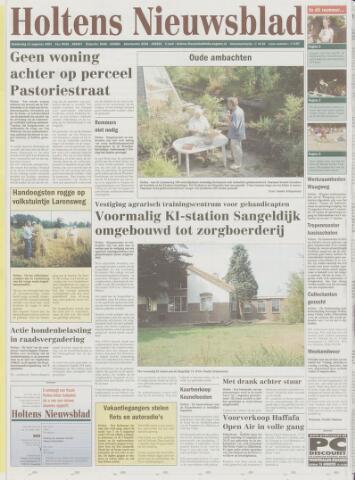 Holtens Nieuwsblad 2003-08-14