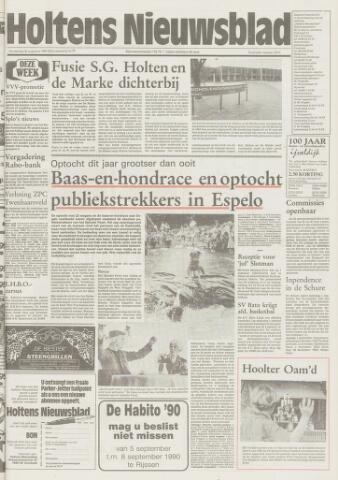 Holtens Nieuwsblad 1990-08-30