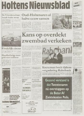 Holtens Nieuwsblad 1997-09-18