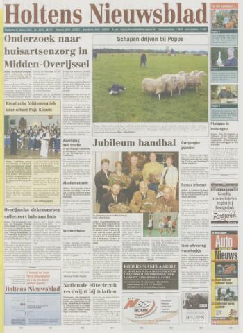 Holtens Nieuwsblad 2002-10-17