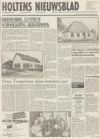 Holtens Nieuwsblad 1983-03-03