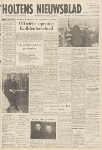 Holtens Nieuwsblad 1972-02-04