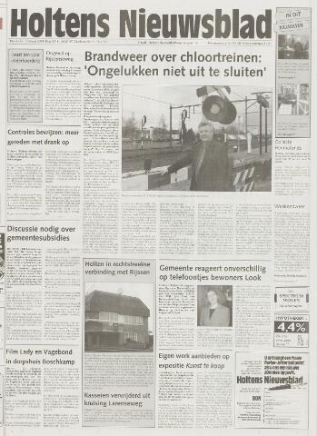 Holtens Nieuwsblad 2001-03-15