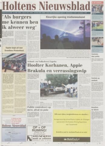 Holtens Nieuwsblad 2003-07-10