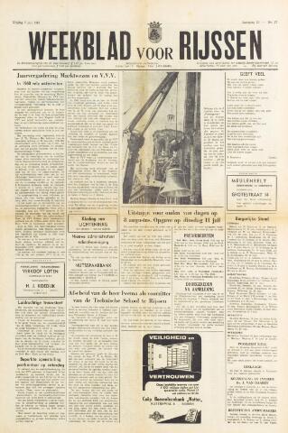 Weekblad voor Rijssen 1961-07-07