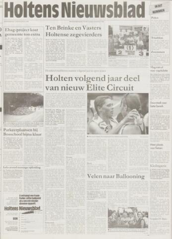 Holtens Nieuwsblad 1996-08-15