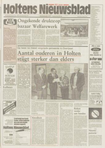 Holtens Nieuwsblad 1989-11-23