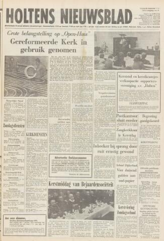 Holtens Nieuwsblad 1974-12-20