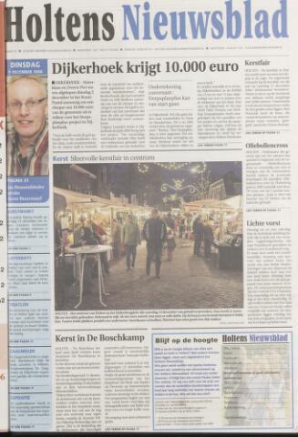 Holtens Nieuwsblad 2008-12-09