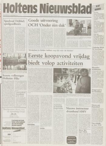 Holtens Nieuwsblad 1995-11-02
