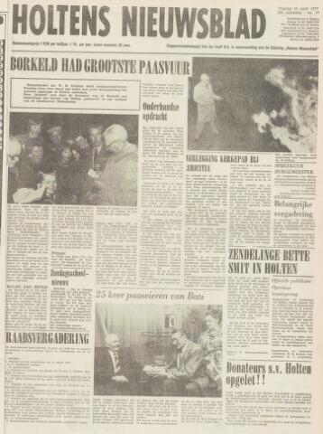 Holtens Nieuwsblad 1977-04-15