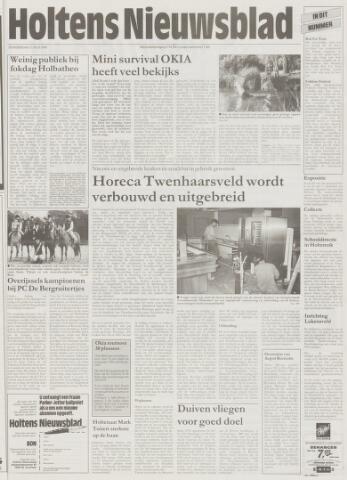 Holtens Nieuwsblad 1996-07-11