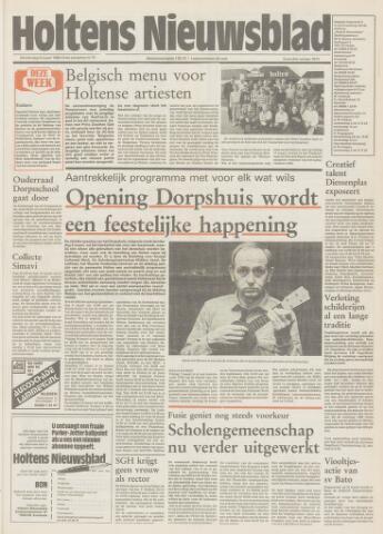 Holtens Nieuwsblad 1989-03-09