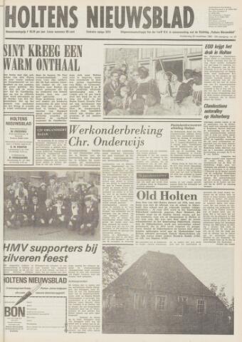 Holtens Nieuwsblad 1982-11-25