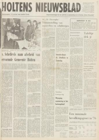 Holtens Nieuwsblad 1977-01-21