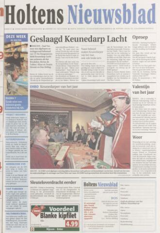 Holtens Nieuwsblad 2007-01-30
