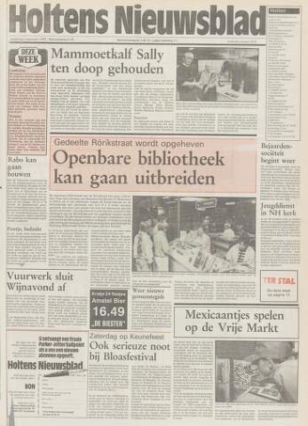 Holtens Nieuwsblad 1992-09-03