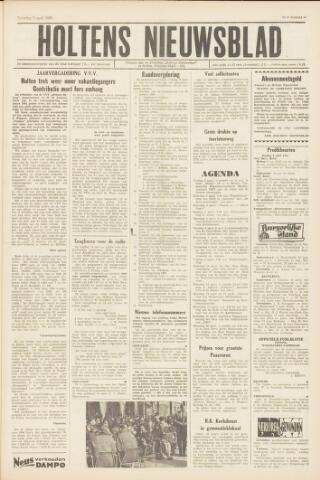 Holtens Nieuwsblad 1965-04-03