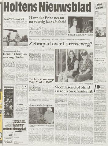 Holtens Nieuwsblad 1997-09-11