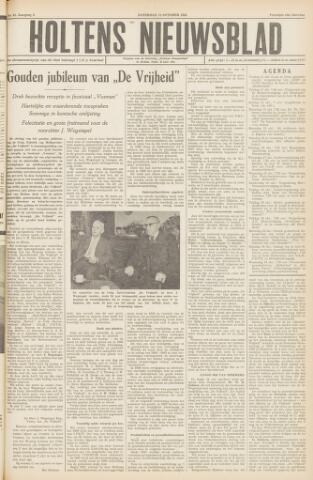 Holtens Nieuwsblad 1956-10-13