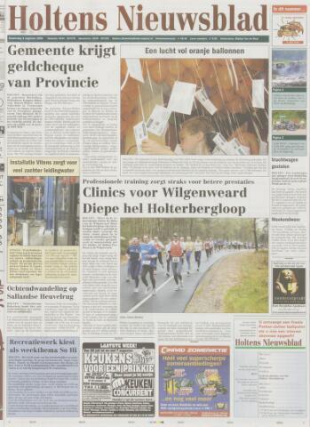 Holtens Nieuwsblad 2005-08-04