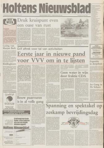 Holtens Nieuwsblad 1990-04-05