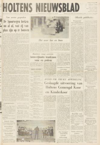 Holtens Nieuwsblad 1969-02-21