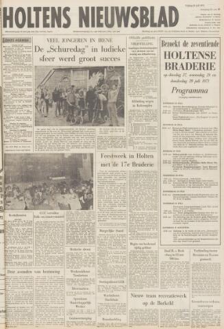 Holtens Nieuwsblad 1971-07-23