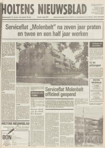 Holtens Nieuwsblad 1979-08-31