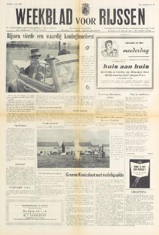 Weekblad voor Rijssen 1964-05-01
