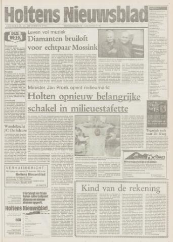 Holtens Nieuwsblad 1993-12-23