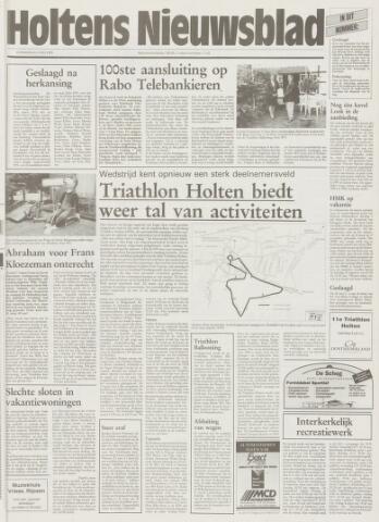 Holtens Nieuwsblad 1995-07-06