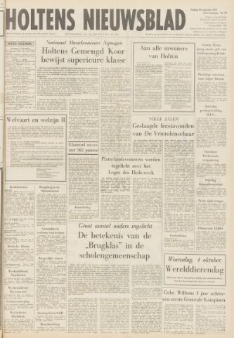 Holtens Nieuwsblad 1972-09-29