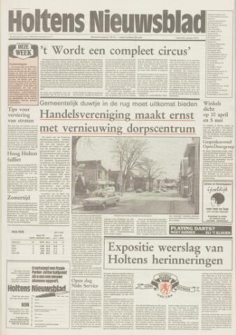 Holtens Nieuwsblad 1990-03-22
