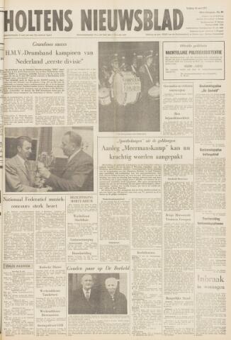 Holtens Nieuwsblad 1972-05-19