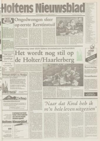 Holtens Nieuwsblad 1990-12-20