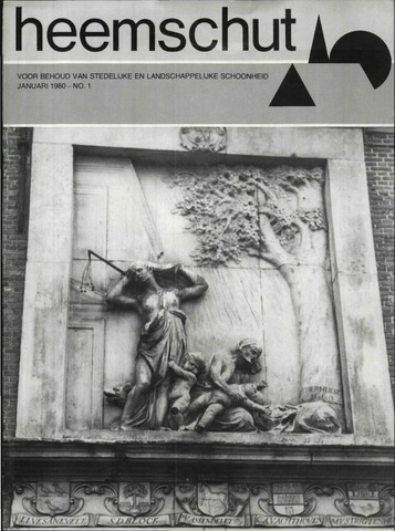 Heemschut - Tijdschrift 1924-2018 1980