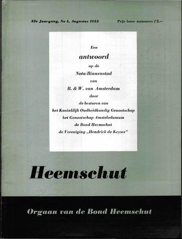 Heemschut - Tijdschrift 1924-2018 1955-08-01
