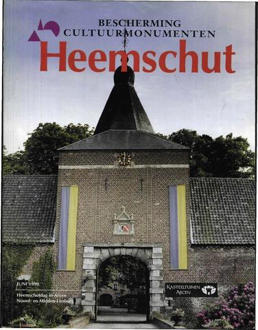 Heemschut - Tijdschrift 1924-2018 1999-06-01