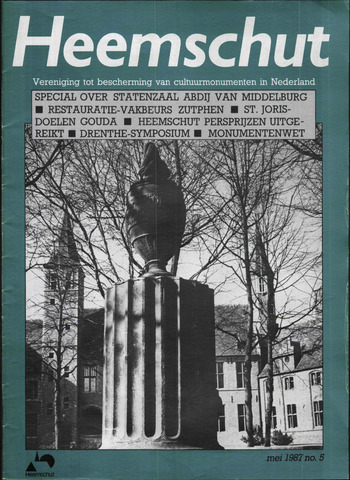 Heemschut - Tijdschrift 1924-2018 1987-05-01