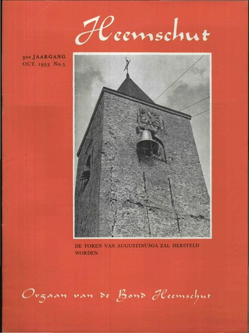 Heemschut - Tijdschrift 1924-2018 1953-10-01