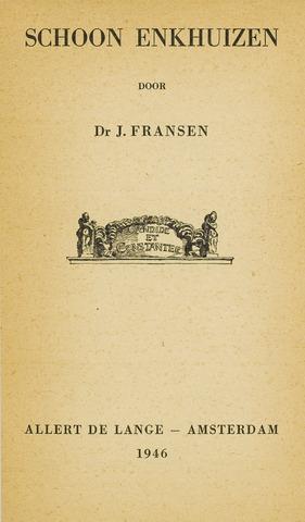 Heemschutserie - Boekje 1941-1954 1946-05-01