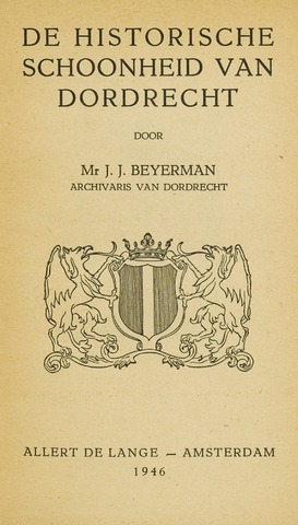 Heemschutserie - Boekje 1941-1954 1946-04-01
