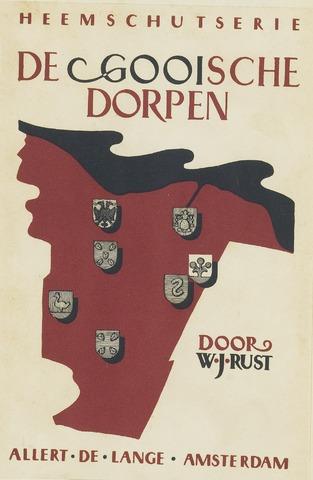 Heemschutserie - Boekje 1941-1954 1943-10-02