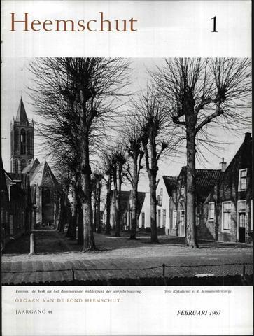 Heemschut - Tijdschrift 1924-2018 1967-02-01