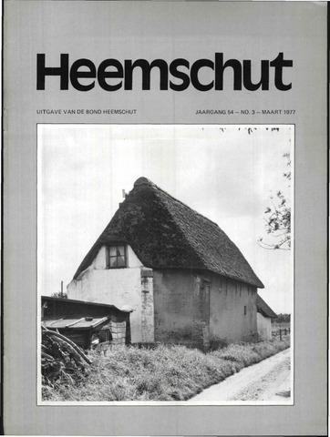 Heemschut - Tijdschrift 1924-2018 1977-03-01