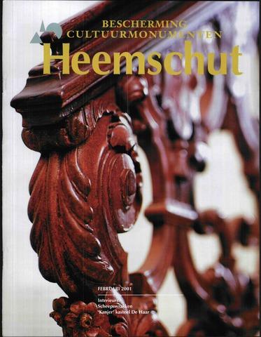 Heemschut - Tijdschrift 1924-2018 2001-02-01