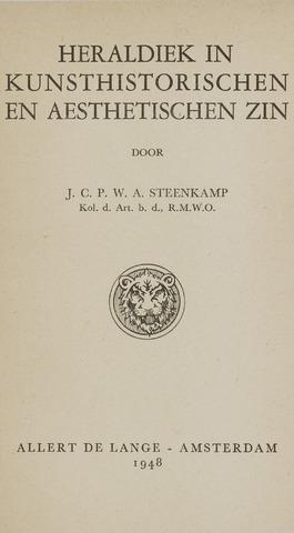 Heemschutserie - Boekje 1941-1954 1948-01-01